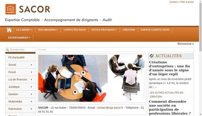 Site internet de DBV et Cie