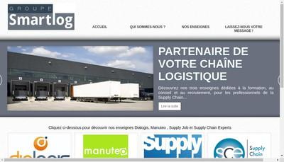 Site internet de Dialogis