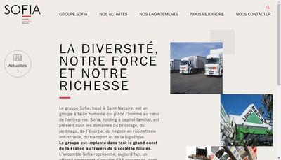 Site internet de Bricoland