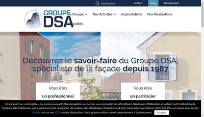 Site internet de Dsa