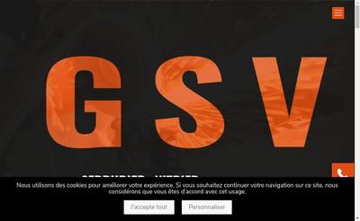 Site internet de Guilmet Serrurier Vitrier