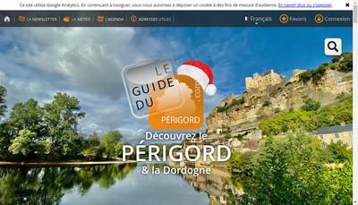 Site internet de Negocom Atlantique