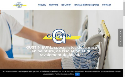 Site internet de Gustin