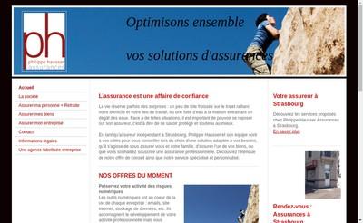 Site internet de Philippe Hausser