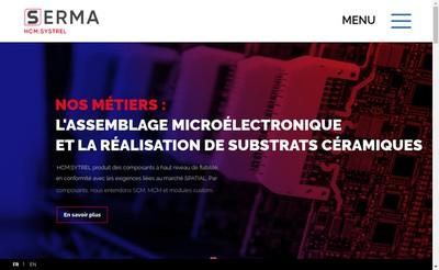 Site internet de Hcm Systrel