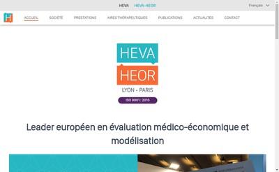 Site internet de Heva Heor