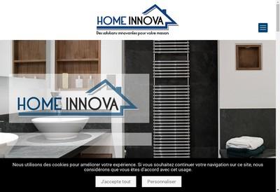 Site internet de Home Innova