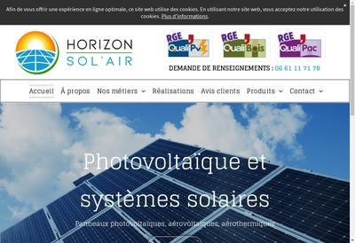 Site internet de Ma Petite Energie