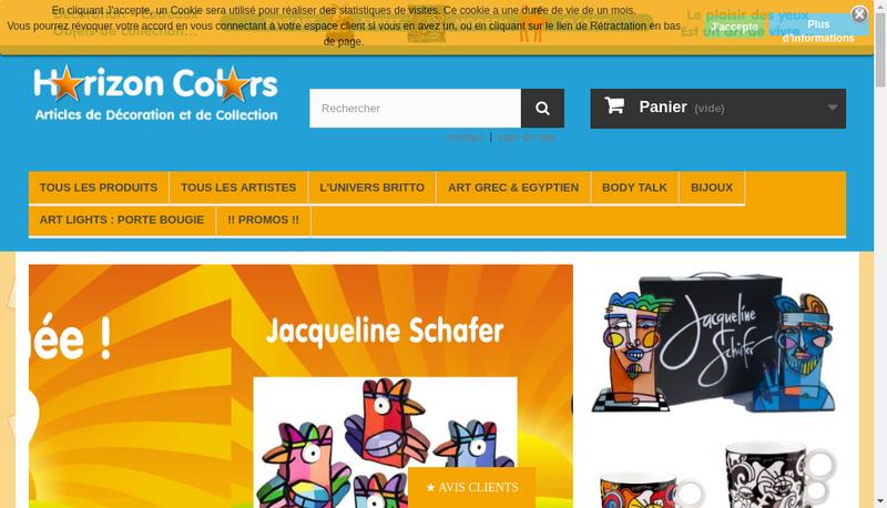 Capture d'écran du site de Jean Charles Guillaume