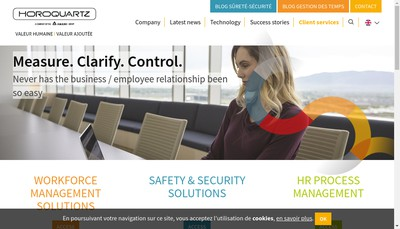 Site internet de Cardmanager Smartcard Horosmart Carteapu