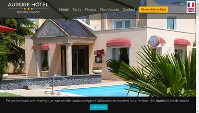 Site internet de Aurore