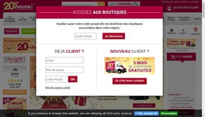 Site internet de Houra Hourra Oura Ourra Kidiwi Vinartis