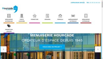 Site internet de Entreprise Hourcade SARL