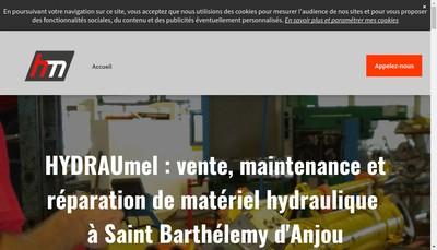 Site internet de Hydraumel