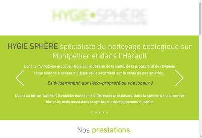 Site internet de Hygie Sphere