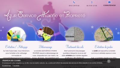 Site internet de HYGIENE ET PROPRETE