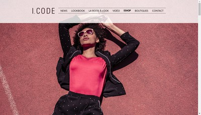 Site internet de Icode