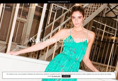 Site internet de Idano