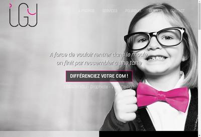 Site internet de I Graph You