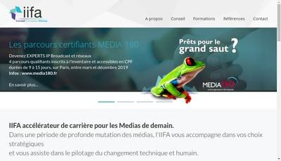Site internet de Formaplus