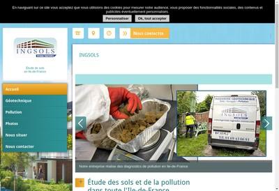 Site internet de Ingsols