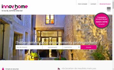 Site internet de INNOV'HOMME