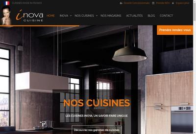 Site internet de Inovia