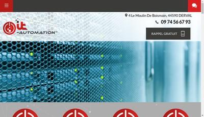 Site internet de IT Automation