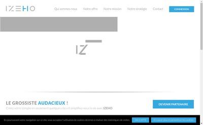 Site internet de Izeho