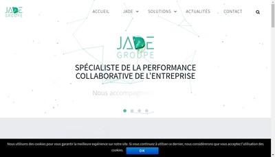 Site internet de Jade