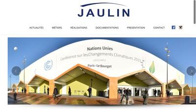 Site internet de Jaulin