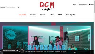 Site internet de Jennyfer
