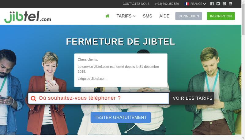 Capture d'écran du site de Ipclop - Ipliquide