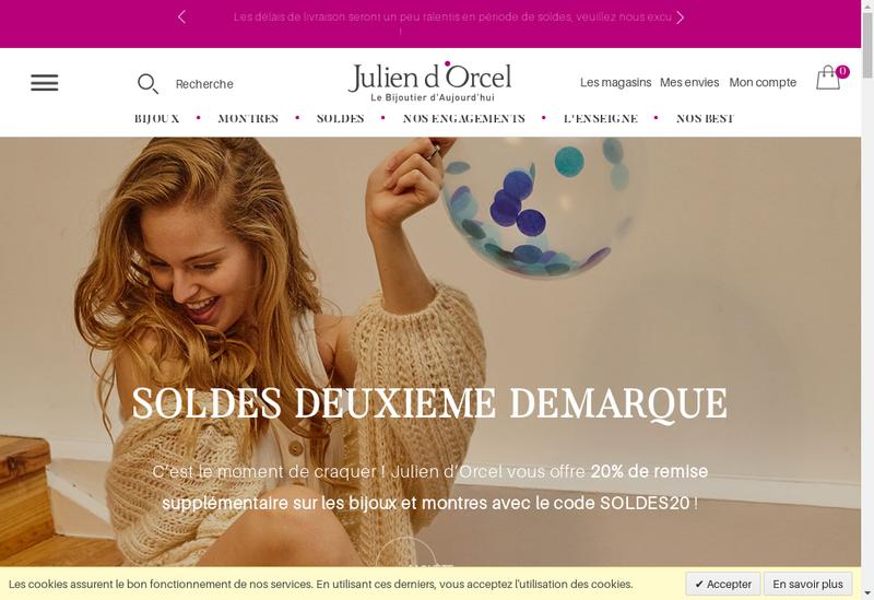 Capture d'écran du site de SNJ