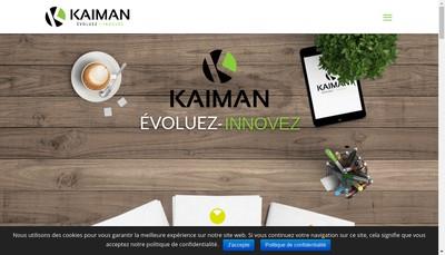 Site internet de Kaiman