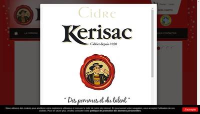 Site internet de Kerisac