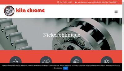 Site internet de Kita Chrome
