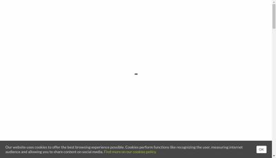 Capture d'écran du site de Profileo Mobile