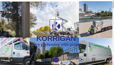 Site internet de Korrigan