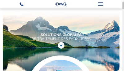 Site internet de Kwi France