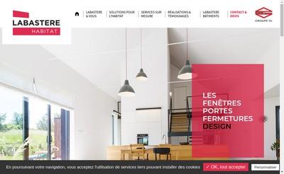 Site internet de Labastere 64