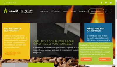 Site internet de Cpe Bardout