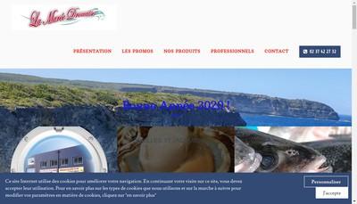 Site internet de La Maree Drouaise