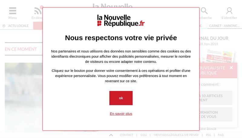 Capture d'écran du site de Nrco -Dialogue-Nrco- Redaction-Nrco-