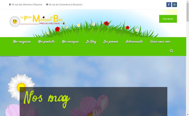 Site internet de Dut Distribution