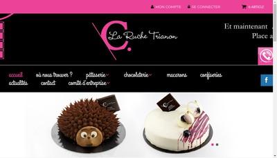 Site internet de La Ruche Trianon