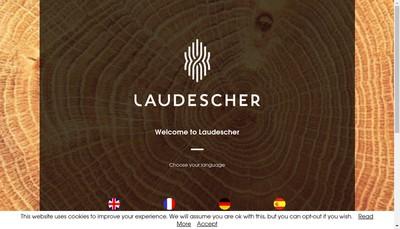Site internet de Laudescher