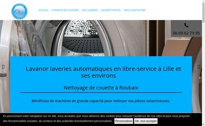 Site internet de Lavanor
