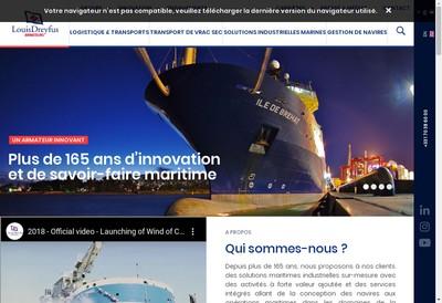 Site internet de Ld Saget