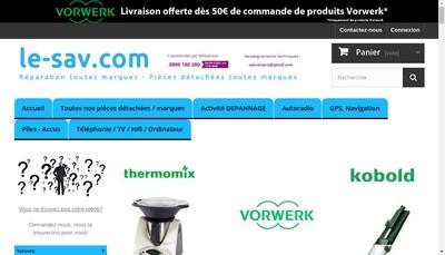 Site internet de Gilles Campoy